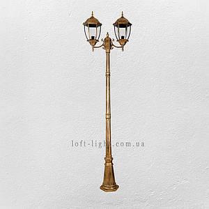 Садово-парковый столб , фонарь  67-V3802-L-2 GB