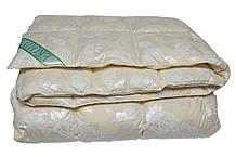 Натуральное Пуховое Одеяло ЭкоПух Гусиный Пух 172х205 Двуспальный