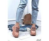 Модные  кроссовки Stilli пудровые, фото 2