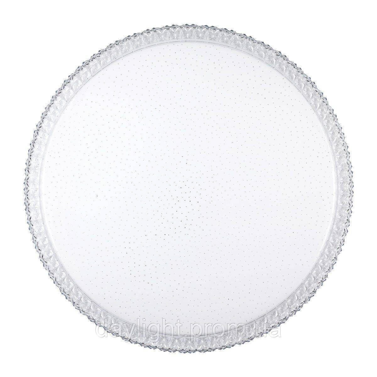 Светодиодный SMART светильник 24w круг (без пульта)