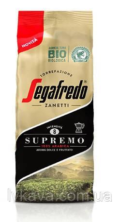 Кофе молотый Segafredo Supremo ,  200 гр, фото 2