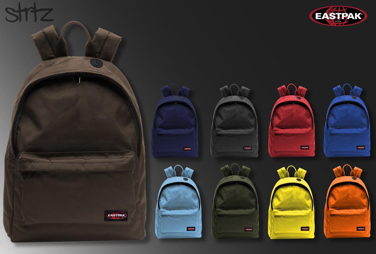 Рюкзак Eastpak (9 кольорів), рюкзак Eastpak, портфель Истпак Репліка ААА