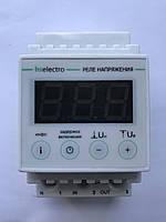 Реле напряжения HS electro 40А (УКН-40с)