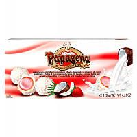 Вафельные Конфеты Papagena Strawberry клубника, 120 г