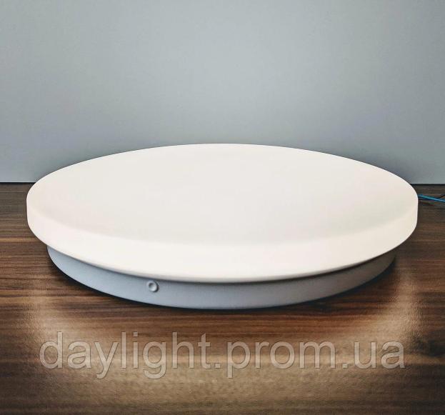 Светодиодный SMART светильник 18w круг (без пульта)