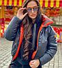 Женская куртка весна АЕ-2-0820, фото 3