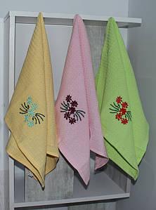 ТМ TAG Набор полотенец Цветы в ассорт. (12 шт)