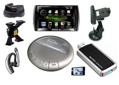 Автомобільна електроніка