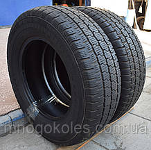 Шины б/у 235/65 R16С Continental Vanco Four Season 2, пара
