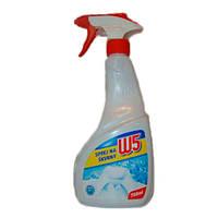 W5 pre-wash spray Спрей-пятновыводитель для манжет и воротничков 750 мл