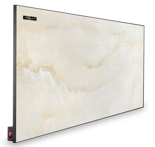 Керамический обогреватель Teploceramic TCM 450 [White marble (49103)], 9 м2, 430 Вт