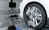 3D Стенд сход развал Techno Vector 7212 TS Optima со следящими камерами для подъемника