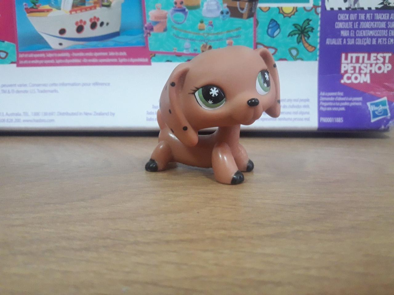 Lps littlest pet shop стоячки - лпс такса Hasbro -старая коллекция