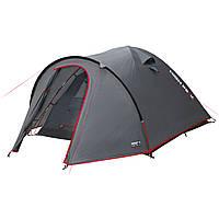 Распродажа: Палатка High Peak Nevada 3 Dark Grey/Red