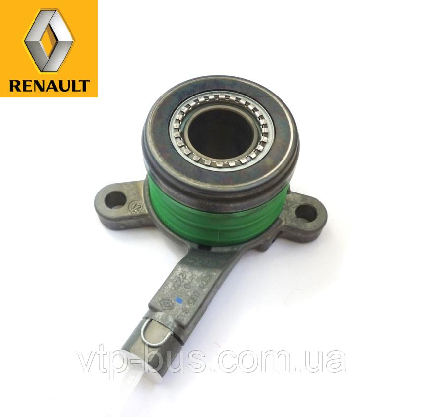 Подшипник выжимной, металлический (2-а крепления) на Renault Trafic III с 2014...Renault (оригинал) 8201035313