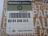 Подшипник выжимной, металлический (2-а крепления) на Renault Trafic III с 2014...Renault (оригинал) 8201035313, фото 5