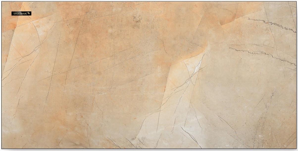 Керамический обогреватель Teploceramic TCM 450 [Beige marble (49202)], 9 м2, 430 Вт