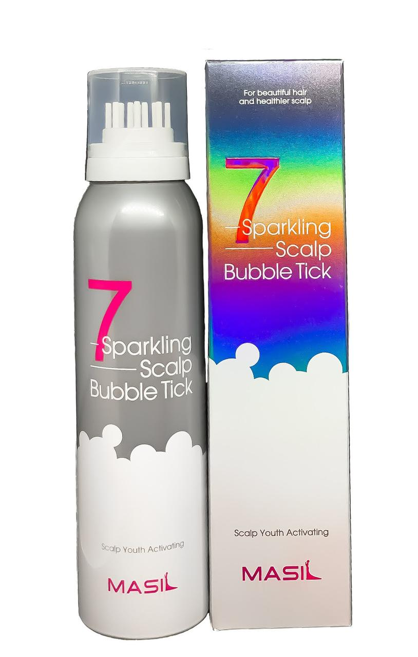 Пилинг для кожи головы Masil 7 Sparkling Scalp Bubble Tick