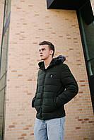 Чоловіча демісезонна куртка оптом 9803 хакі