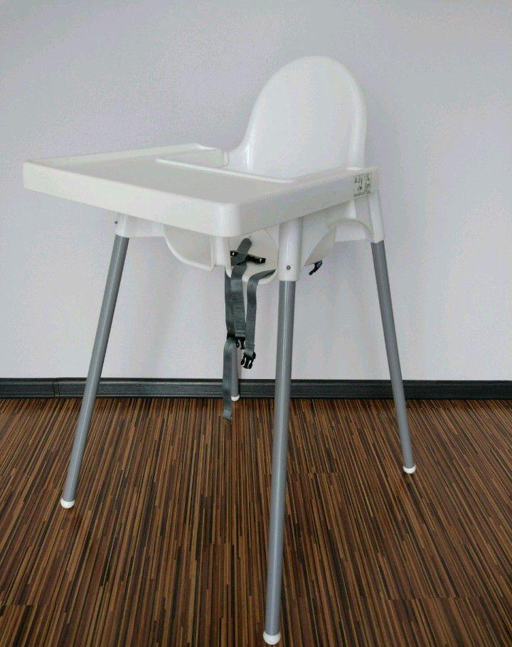 Стілець для годування зі стільницею IKEA ANTILOP 290.672.93