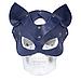 Премиум маска кошечки LOVECRAFT, натуральная кожа, зеленая, подарочная упаковка, фото 3