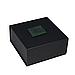 Премиум ошейник LOVECRAFT размер M зеленый, натуральная кожа, в подарочной упаковке, фото 4