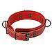 Премиум ошейник LOVECRAFT размер M красный, натуральная кожа, в подарочной упаковке, фото 2