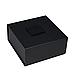 Преміум нашийник LOVECRAFT розмір S чорний, натуральна шкіра, в подарунковій упаковці, фото 4