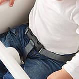 Стільчик для годування, стілець для годування ANTILOP IKEA, 290.672.93, фото 7