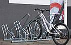Велопарковка на 7 велосипедів Cross-7 Save Польща, фото 4