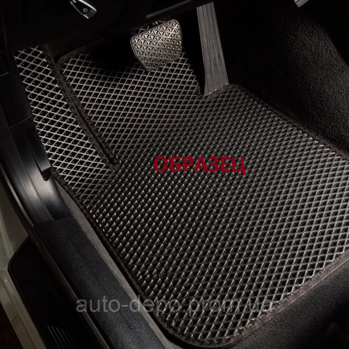 EVA Килимки для Renault Duster комплект (5 шт.)