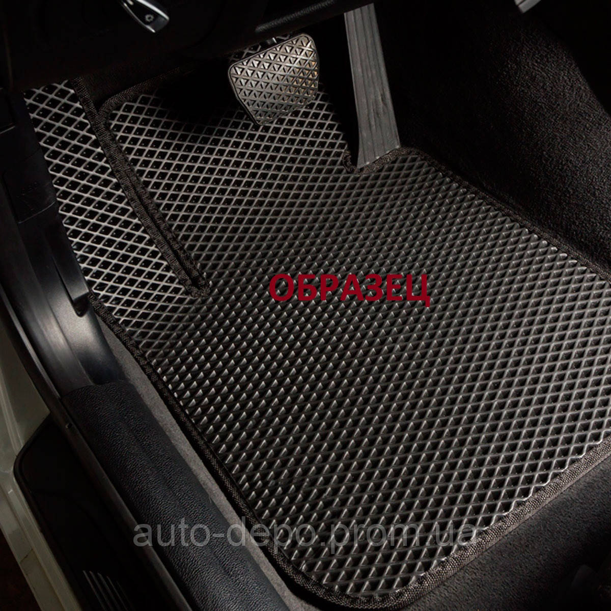 EVA Килимки для Renault Logan комплект (5 шт.)