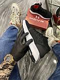 Мужские кроссовки Under Armour Hovr Phantom Black White, мужские кроссовки андер армор ховр фантом, фото 4