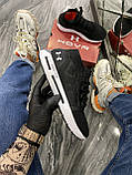Мужские кроссовки Under Armour Hovr Phantom Black White, мужские кроссовки андер армор ховр фантом, фото 2
