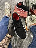 Мужские кроссовки Under Armour Hovr Phantom Black White, мужские кроссовки андер армор ховр фантом, фото 3