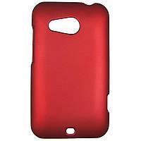 Чохол Colored Plastic для HTC Desire 200 Red