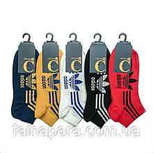 Короткі чоловічі шкарпетки Adidas