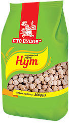 Нут Сто Пудов™ (200 грамм)