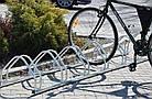 Велопарковка на 7 велосипедов Echo-7 Польша, фото 3
