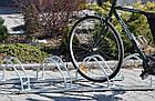 Велопарковка на 7 велосипедов Echo-7 Польша, фото 4