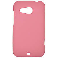 Чехол Colored Plastic для HTC Desire 200 Pink
