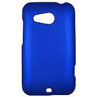 Чехол Colored Plastic для HTC Desire 200 Blue