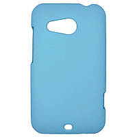 Чехол Colored Plastic для HTC Desire 200 Light Blue