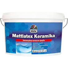 Краска Dufa Mattlatex Keramika 3.5 кг