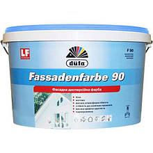 Краска Dufa Fassadenfarbe F90 14 кг