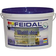 Краска Feidal Mattlatex 10 л