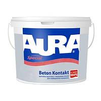 Грунтовочная краска Aura Beton Kontakt 4 кг
