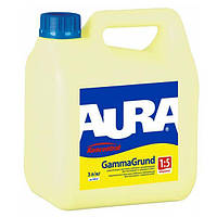 Грунтовка Aura Koncentrat GammaGrund 3 л