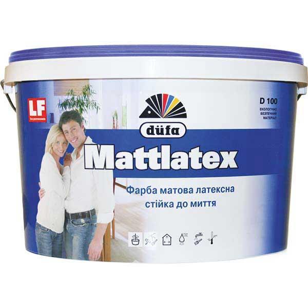 Краска Dufa Mettlatex D100 1.4 кг
