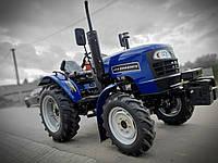 Трактор ДТЗ 5244НРХ с реверсом, 25л.с, 18 передач, широкие шины, улучшенный двигатель, лучшая копмлектация, фото 1